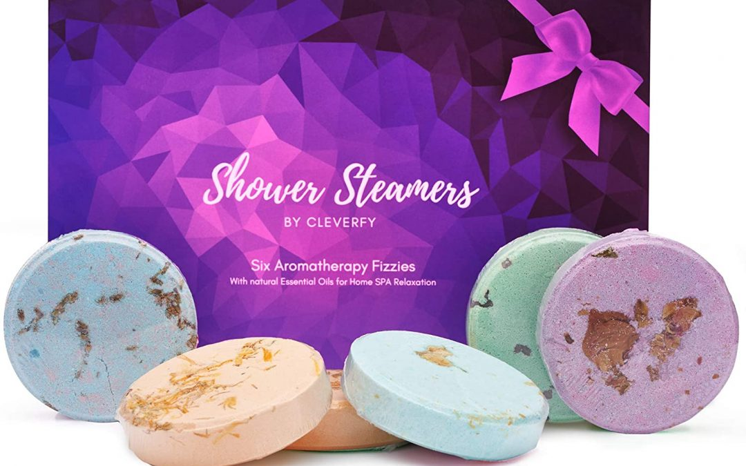 QUICK > Get This 6-Pack of Shower Steamers FREE – GREAT MOTHER'S DAY GIFT!