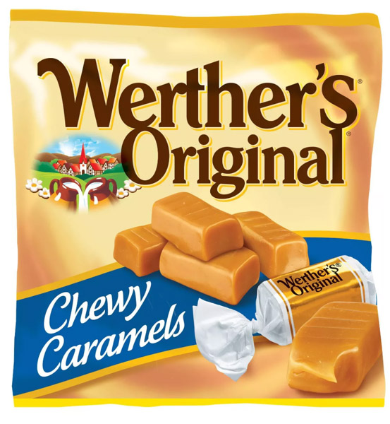 QUICK! Get a FREE Bag of Werther's Caramels