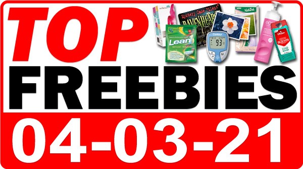 FREE Dip + MORE Top Freebies for April 3, 2021