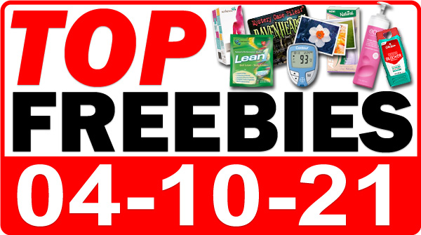 FREE Mtn Dew + MORE Top Freebies for April 10, 2021