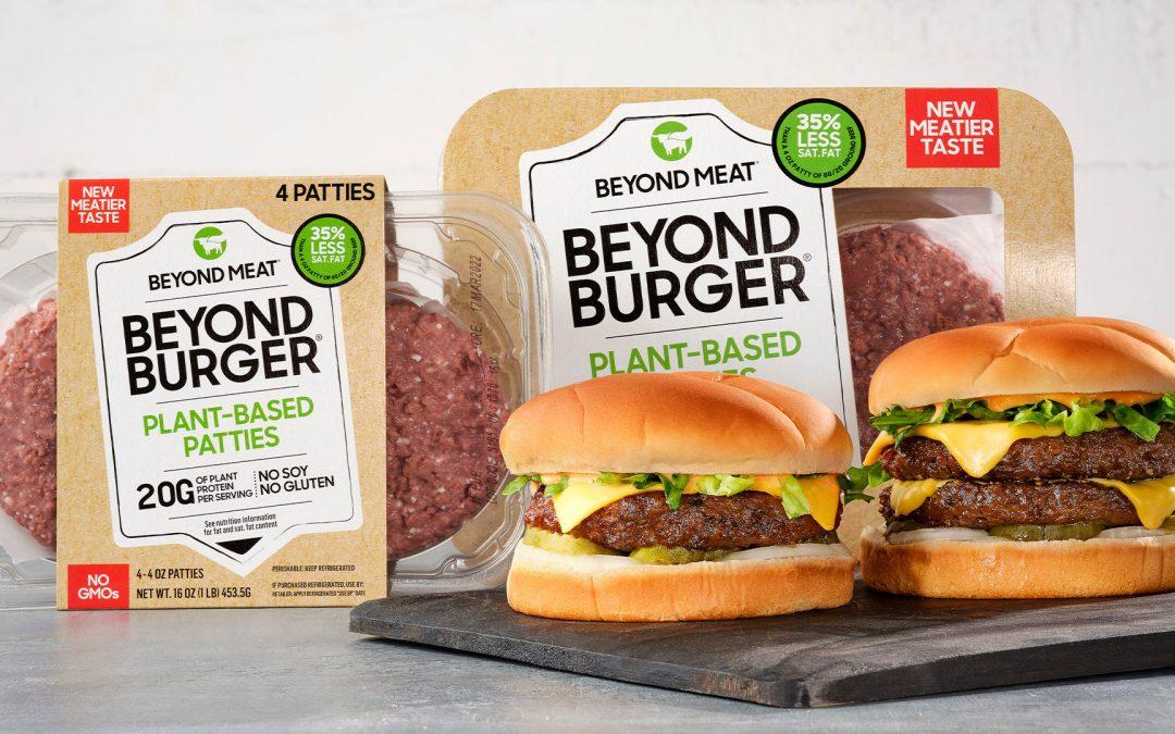 Score FREE Beyond Meat Plant-Based Burger After Rebate – $5.49 Value