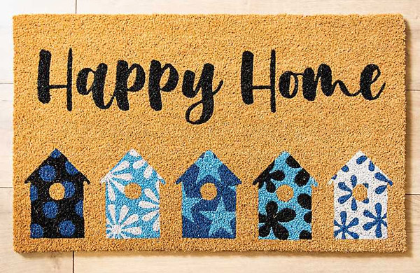 Welcome Your Guests With a FREE Doormat from Kirkland's