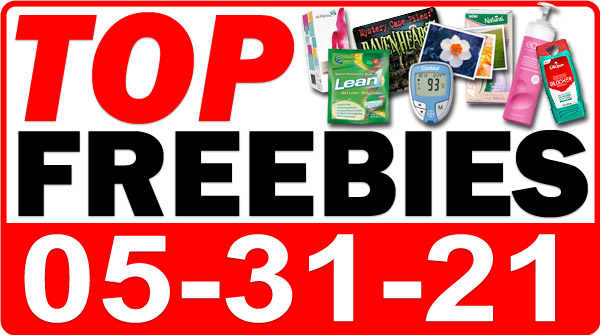 FREE Lotion + MORE Top Freebies for May 31, 2021 + Memorial Day Freebies!