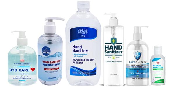 FREE HAND SANITIZER – Up to 300 Bottles – Delivered FREE!