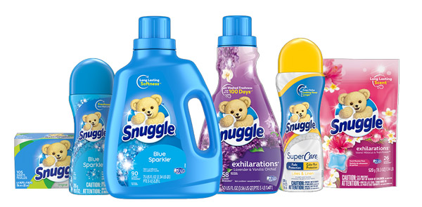 Try a FREE Snuggle Fabric Softener Product – $10.99 Value