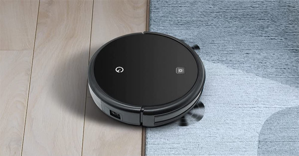 CRAZY LOW PRICE on This Robotic Vacuum!