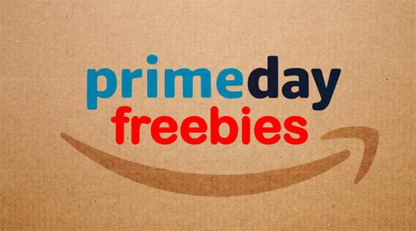 Amazon Prime Day 2021 FREEbies