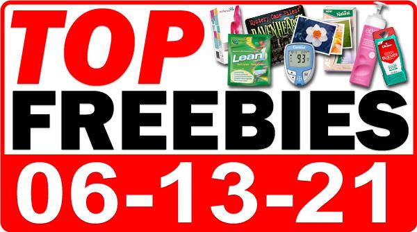FREE Aspirin + MORE Top Freebies for June 13, 2021