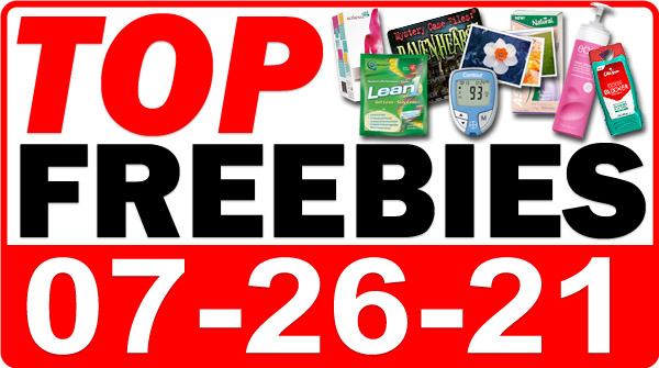 FREE Snuggle + MORE Top Freebies for July 26, 2021