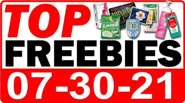 FREE Measuring Tape + MORE Top Freebies for July 30, 2021