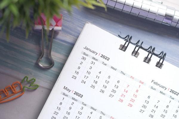 TONS of FREE 2022 Calendars!