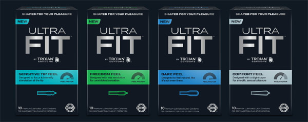 TWO FREE Packages of Trojan Ultra Fit – $16 Value