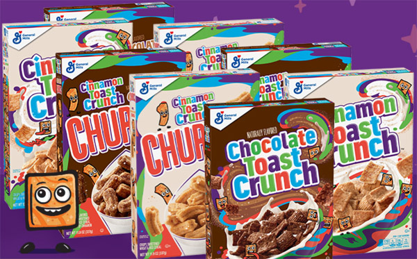HOT >>>>> Snag a FREE GIANT Size Box of Cinnamon Toast Crunch Cereal After Rebate – Up to $6.55 Value