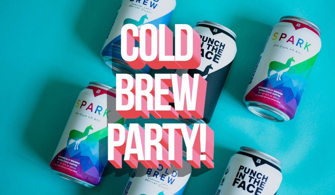 36 FREE Cans of Backyard Beans Coffee Co. Cold Brew