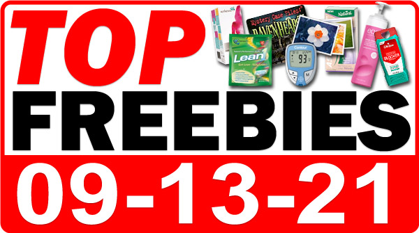 FREE River Salt + MORE Top Freebies for September 13, 2021