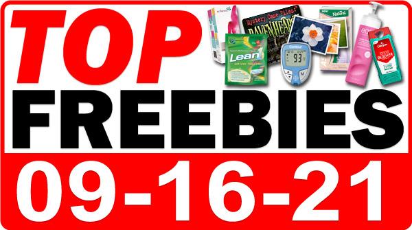 FREE Peet's Coffee + MORE Top Freebies for September 16, 2021