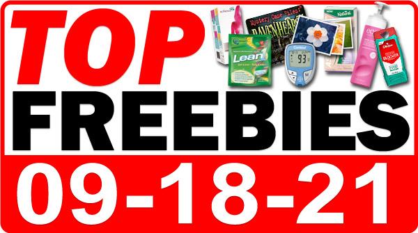 FREE Cheeseburger + MORE Top Freebies for September 18, 2021