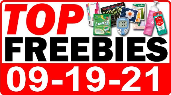 FREE Pretzel + MORE Top Freebies for September 19, 2021