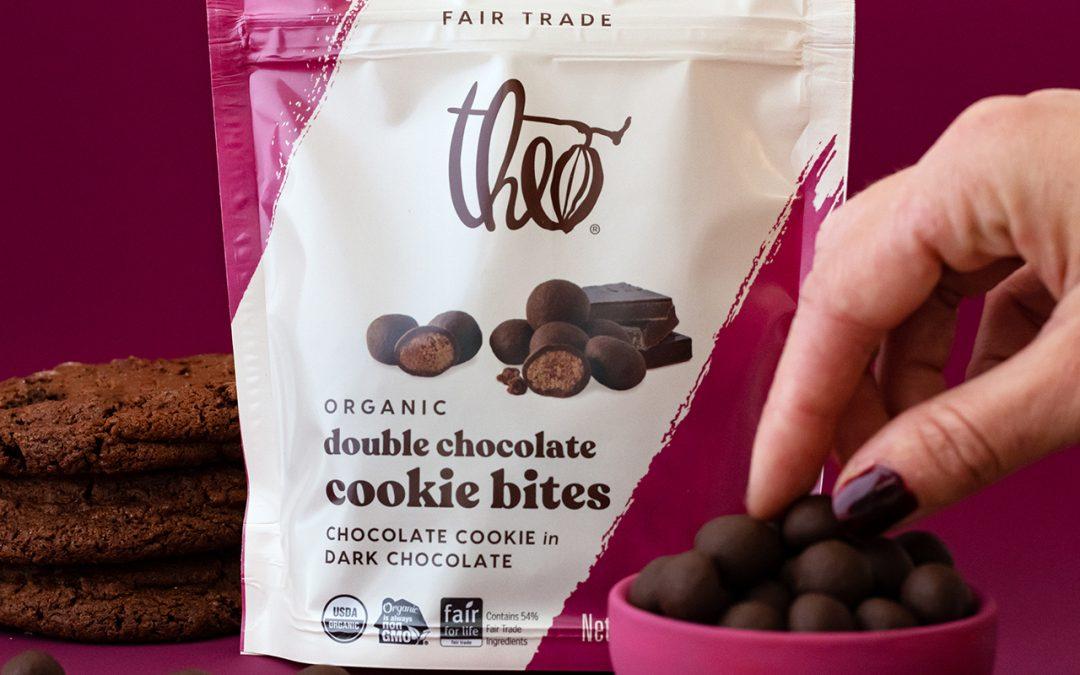 YUM >>>>> FREE Chocolate-Covered Cookie Bites!