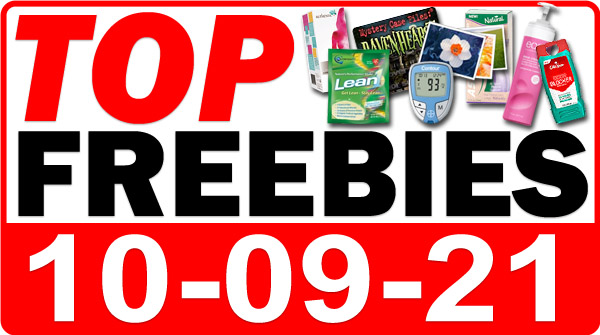 FREE Day Cream + MORE Top Freebies for October 9, 2021