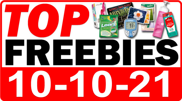 FREE Sample Box + MORE Top Freebies for October 10, 2021