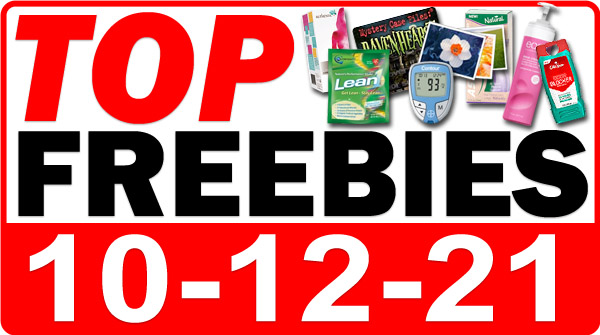 FREE Gift Cards + MORE Top Freebies for October 12, 2021